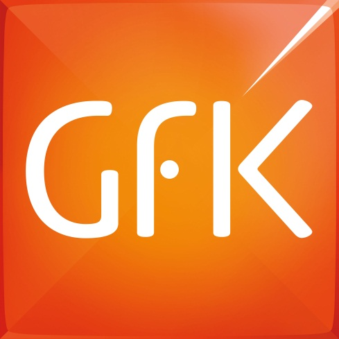 GfK Growth from knowledge logo
